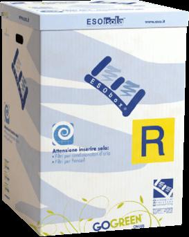 filtri da condizionatori e fancoil