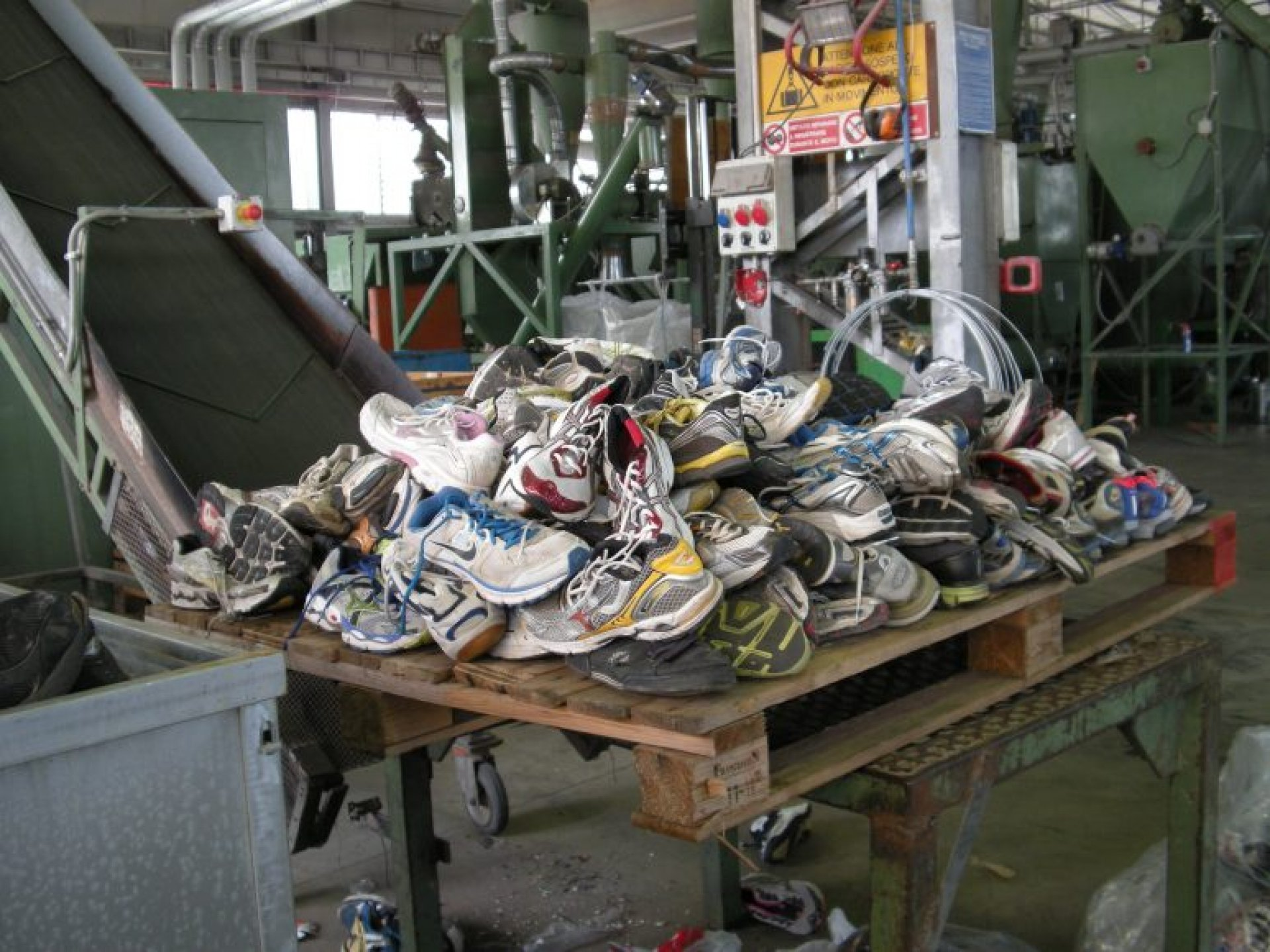 Management, collection and recycling