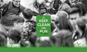 Keep clean and run for peace 2021