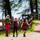 Guida per escursionisti sostenibili in montagna