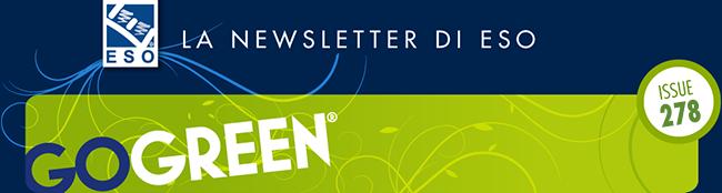 La newsletter di ESO